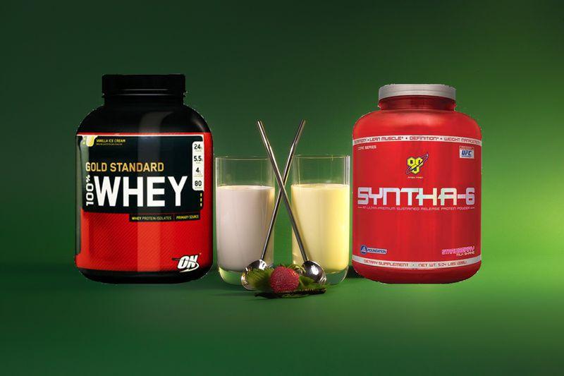 Спортивное питание: виды протеинов