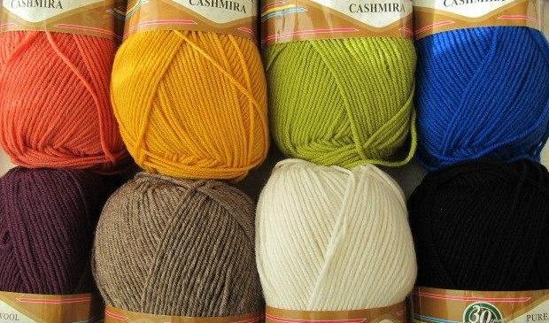Шерстяная пряжа CASHMIRA: продажа, цена в Хмельницком. от Интрнет ...
