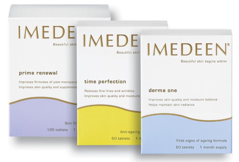 Имедин (Imedeen) – таблетки красоты для молодости кожи и здоровья ...