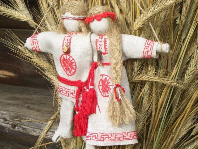 куклы своими руками из ткани с выкройками