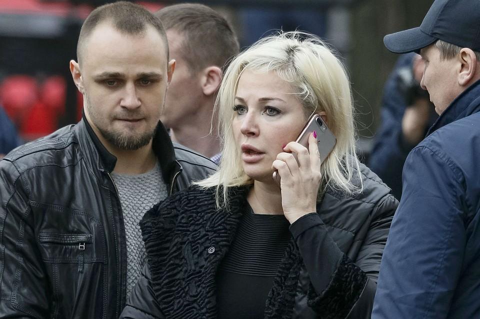 Мария Максакова об убийстве мужа: «Если бы я могла там быть вместо ...