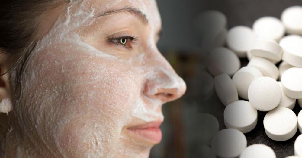 аспирин в косметике для лица