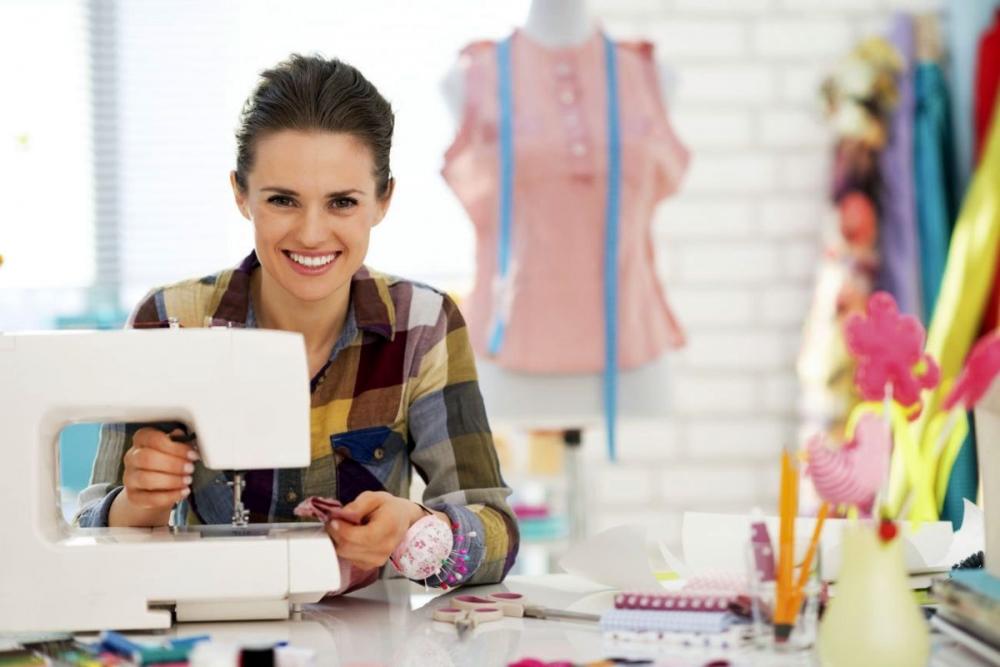 научиться шить и кроить с нуля самостоятельно (главный ключ)