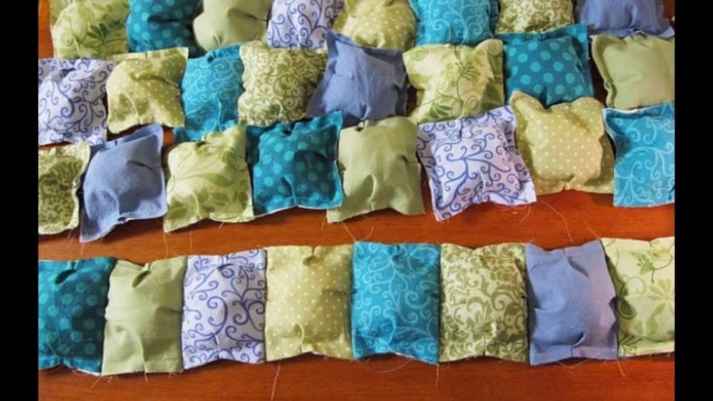 одеяло бонбон мастер класс