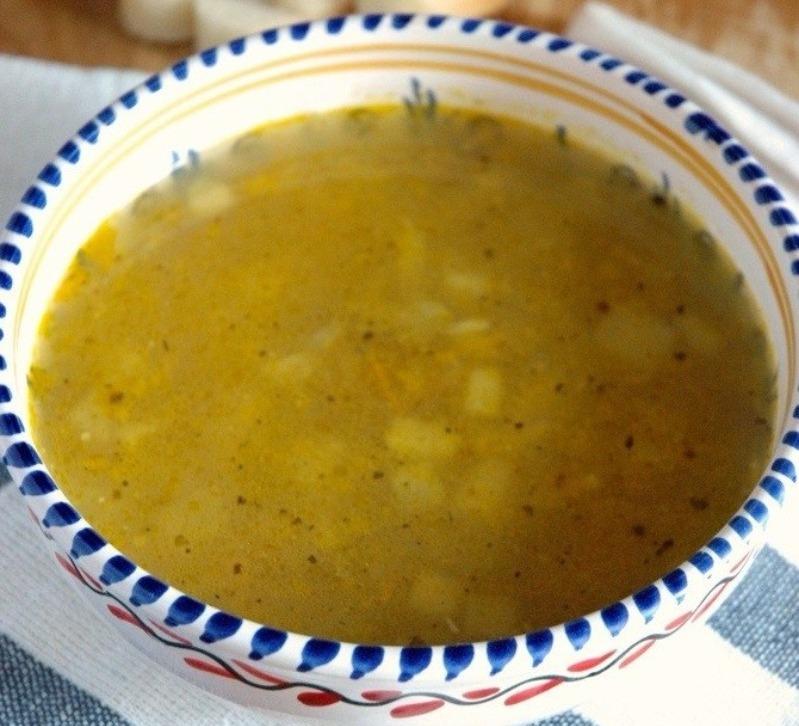 Суп куриный с кабачками | Блог Неелочки