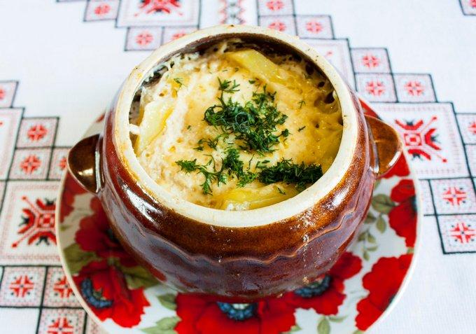 Говядина с картофелем в горшочке: рецепт с фото, как приготовить