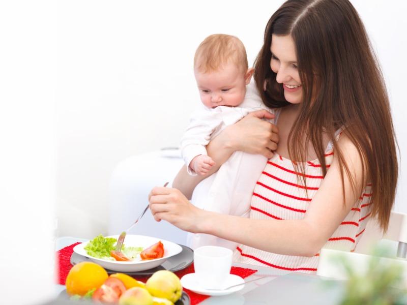Гипоаллергенная диета кормящих мам: питание кормящей матери и ...
