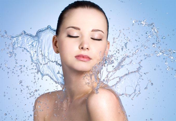 Вода и кожа. Влияние воды на нашу кожу