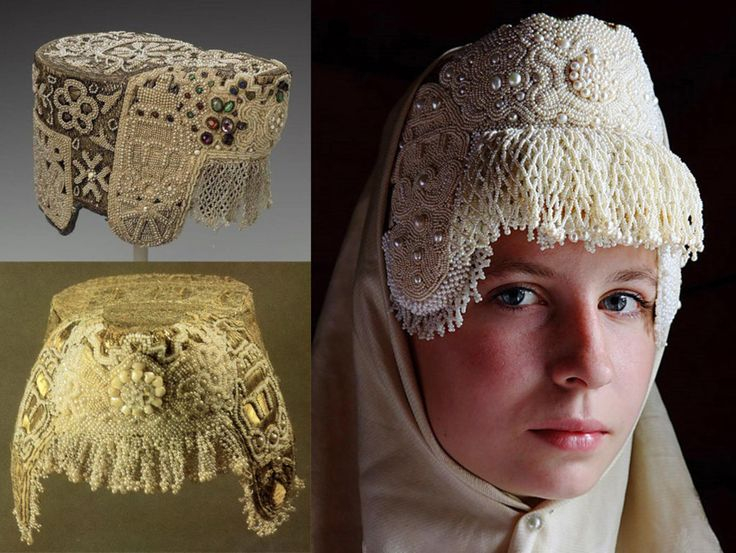 древнерусская вышивка