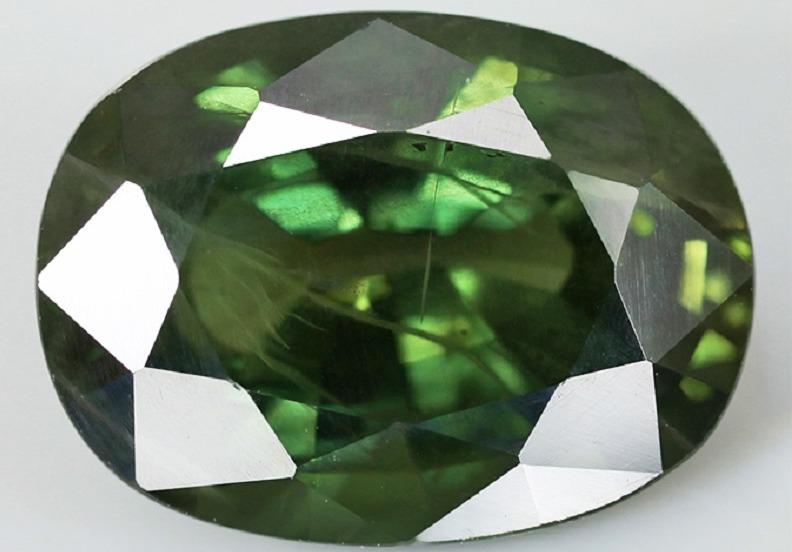 желтый сапфир камень свойства