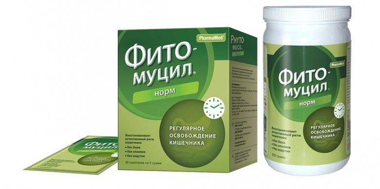 PharmaMed Naturals Фитомуцил Норм | Отзывы покупателей
