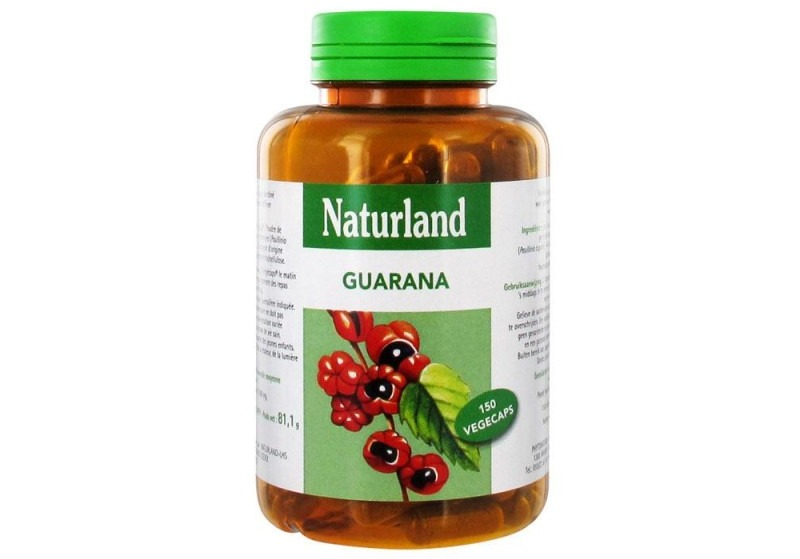Naturland Гуарана 150 шт