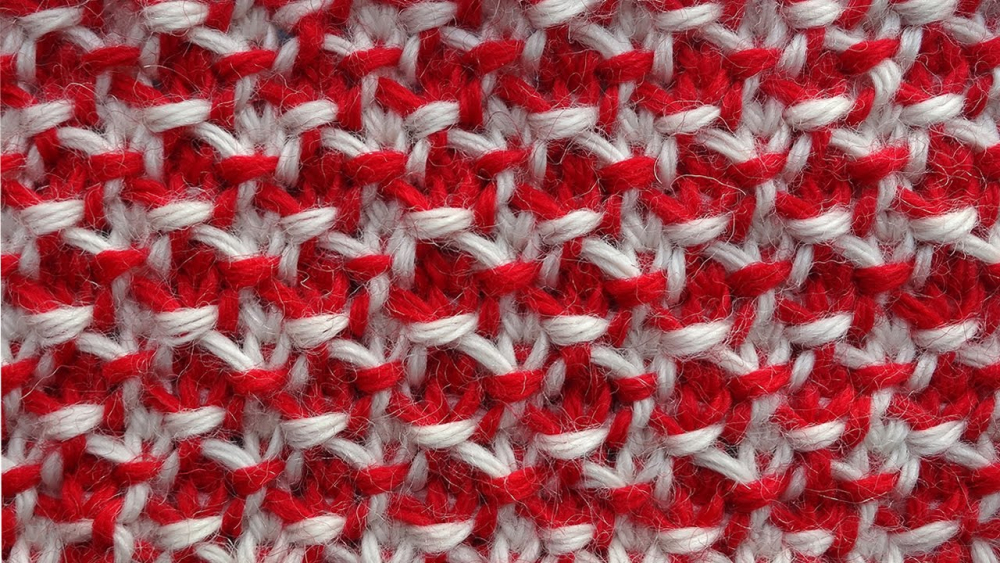 тунисское вязание крючком (главный ключ)