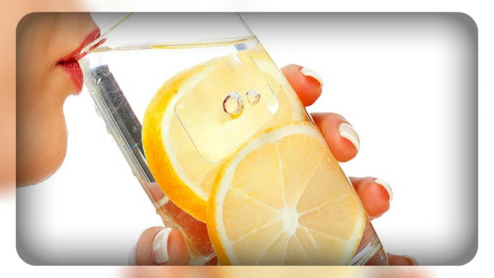 Причины пить воду с лимоном - YouTube
