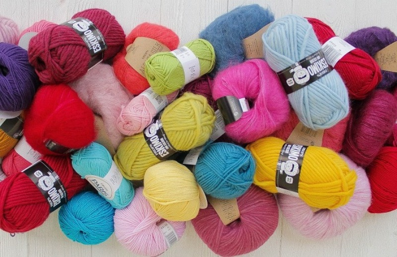 DROPS, Donegal Yarns (Knoll), BBB, Lana Gatto, Лента, Dolly Maxi ...