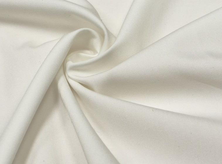 ткань костюмная вискоза стрейч белая – купить в интернет-магазине на ...