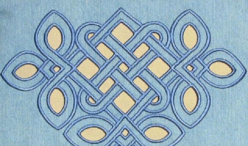 вышивка ришелье для начинающих пошагово