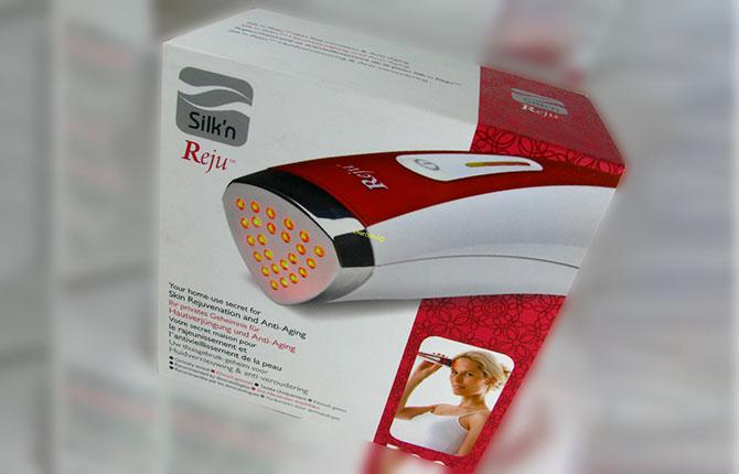 Прибор для фототерапии Silk'n Reju